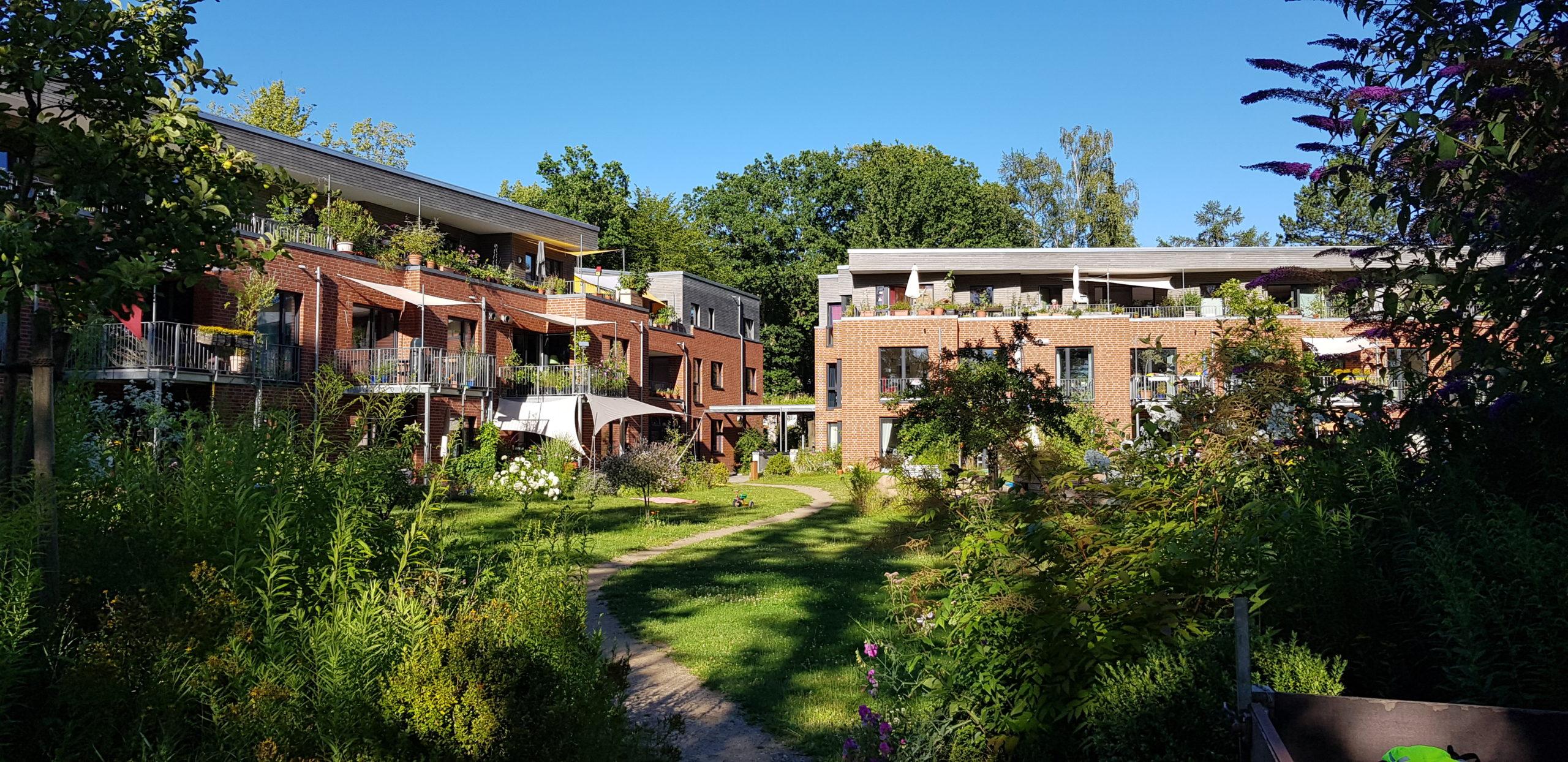 Lebendige Nachbarschaft Lüneburg
