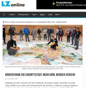 LZ über Zukunftsstadt Forum