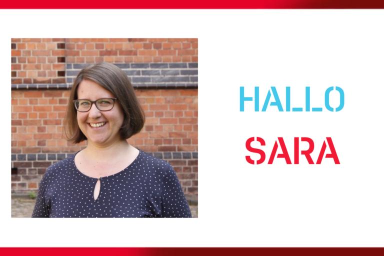 Projektmanagerin Sara Reimann